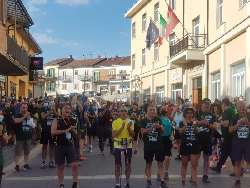 Trekking Baronia Marathon: un successo totale